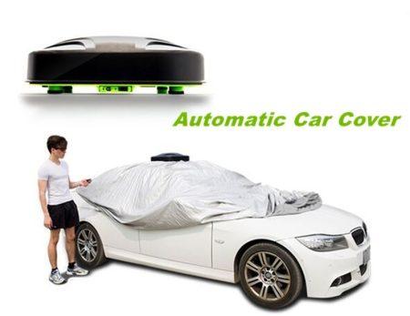 Autó takaró solar terepjáróra