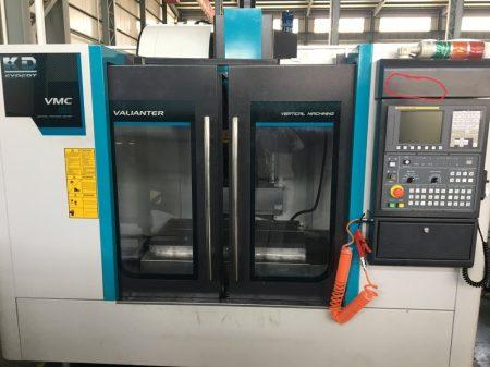 CNC Vertikális Marógép 650